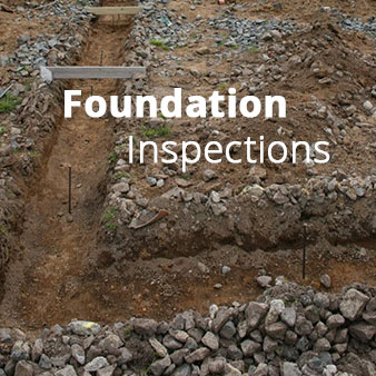 Footings/Foundation Inspections